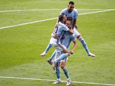 Barcelona empató en Vigo y festeja el Real Madrid