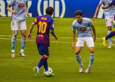Resumen del 2-2 entre Celta de Vigo y Barcelona