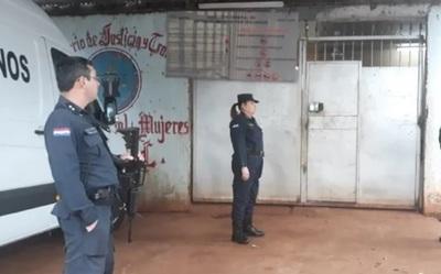 Penal de mujeres de CDE registra un caso de Covid-19