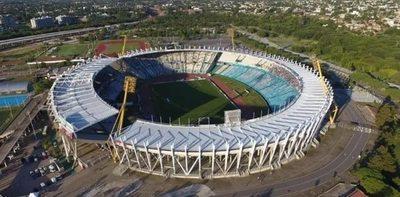 Reformas para recibir final de Sudamericana