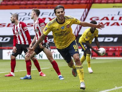 Ceballos pone al Arsenal en las semifinales de la FA Cup