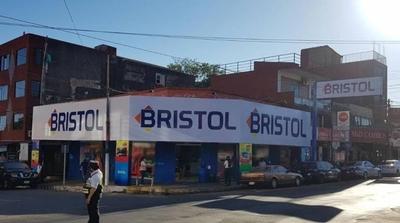 HOY / Bristol inauguró nueva sucursal en San Lorenzo