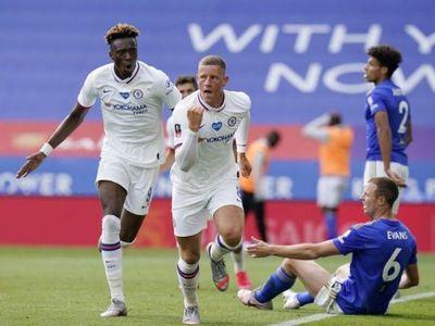 Chelsea supera al Leicester y pasa a semifinales de la FA Cup