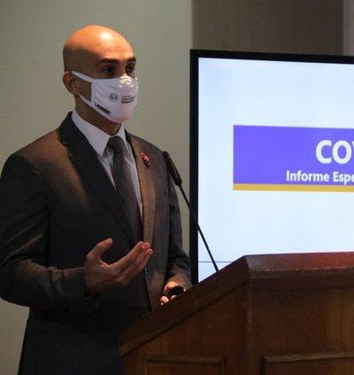 Reportan 185 casos positivos de coronavirus: 9 sin nexo