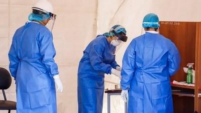 Nuevo récord: Paraguay dispara sus casos de coronavirus con 185 positivos en un día