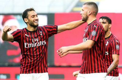 Rebic acerca al Milan a la Liga Europa