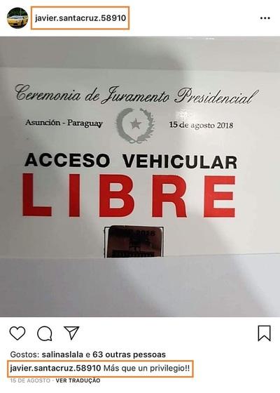 NARCO CUCHO invitado ESPECIAL a ceremonia de juramento de DIPUTADOS y PRESIDENCIAL