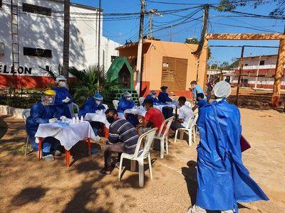 Otros 174 casos positivos de COVID-19 en Alto Paraná y sube a casi 900 los afectados
