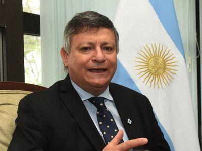 EBY: Embajador aboga por el acuerdo Cartes-Macri