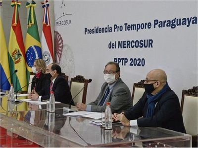 Inédita cumbre virtual del Mercosur en modo Covid-19