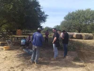 Detectan deforestación en territorio de Ayoreos en Alto Paraguay