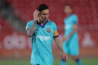 """""""El tiempo va colocando a cada uno en su lugar"""", dice DT de Barcelona"""