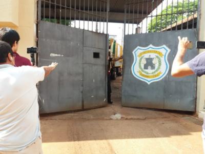 Todos los internos del penal de Ciudad del Este van a enfermarse, afirma viceministro