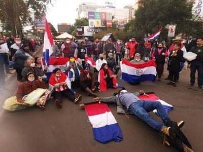 En Ciudad del Este cierran ingreso al país – Prensa 5