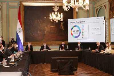 """""""Ñapu'a Paraguay"""": Plan de reactivación económica prevé un endeudamiento total de USD 350 millones"""