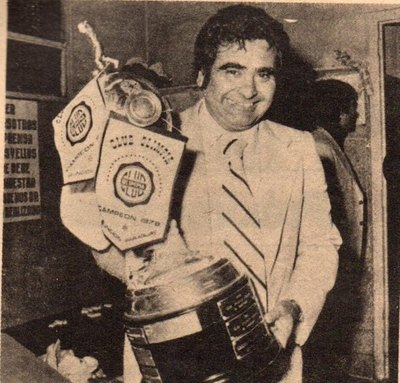 Piazza contó cómo convenció a ODD de traer a Luis Cubilla en 1979