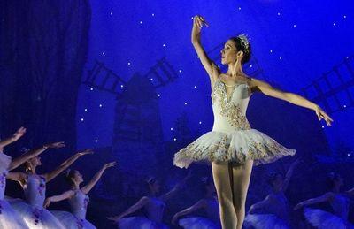 Música y ballet, por redes