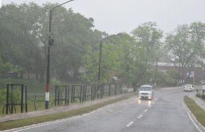 Anuncian probabilidades de tormentas para Misiones