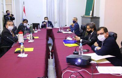 Diputado oficialista fue reelecto como presidente del Consejo de la Magistratura