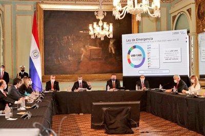"""Presentaron """"Ñapu'a Paraguay"""", el plan para reactivar la economía"""