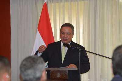 EEUU destaca avances del combate contra el terrorismo de Paraguay a través de la Secretaría de Nacional de Inteligencia