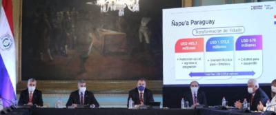 Paraguay presenta plan sin precedente para reconstruir la economía