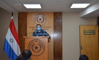 HOY / Blas Llano, presidente del Senado, habló acerca de su declaración jurada de bienes