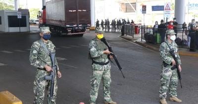 Crisis económica: intendentes de zonas fronterizas urgen a Abdo un encuentro