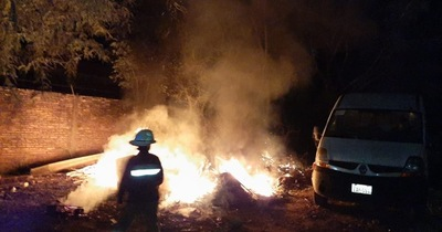 Caso quemazón en hospital: precario sistema contra incendio