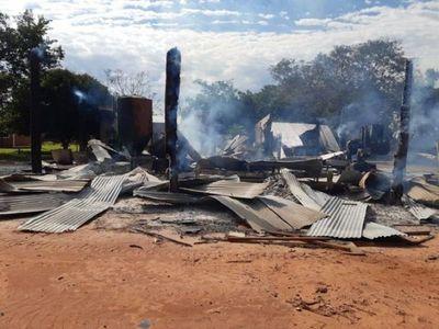 Atentan contra una estancia de brasileño en zona de Yby Yaú