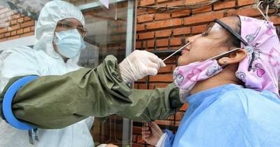 El 6,75% de los casos de COVID-19 en Paraguay son sin nexo