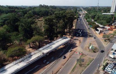 Cerrarán tramo de avenida por obras del Corredor Botánico