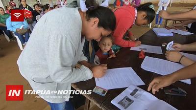 SE HACEN PASAR POR GESTORES PARA ESTAFAR A POTENCIALES BENEFICIARIOS DE TEKOPORA