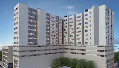 GaleríaM4: un proyecto multipopósito con departamentos y locales comerciales
