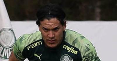 Gómez ya es definitivo del Palmeiras