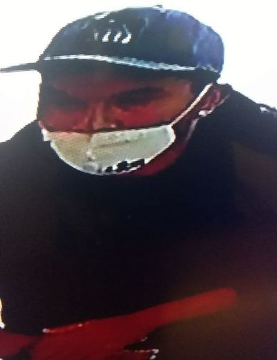Ladrón se alzó con millonario botín tras asaltar un local de juegos de azar