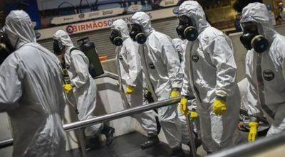 Calamidad pública en Brasilia por el avance del coronavirus