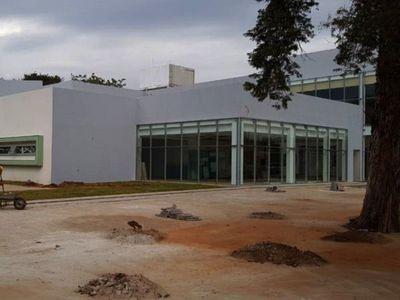 Hospital del IPS de Hernandarias se encuentra en etapa de conclusión