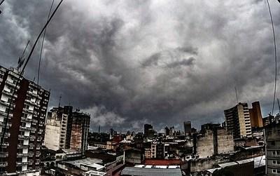 Pronostican lluvias y tormentas eléctricas con descenso de temperatura
