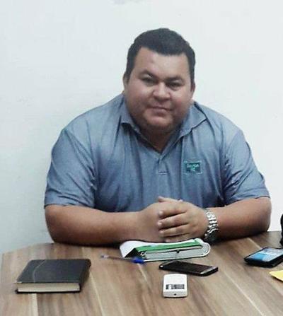 Fallece intendente de Azotey, se espera resultado de prueba de coronavirus