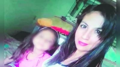 Asesinan a paraguaya y a su hija de 4 años
