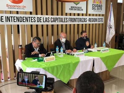 Intendentes piden reapertura inteligente de fronteras para paliar la crisis y el desempleo