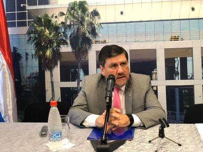 Blas Llano dice que está dispuesto a demostrar el aumento de sus bienes