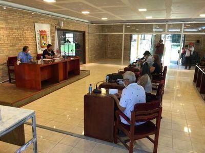 Reducen actividad en Junta de CDE por temor a contagio