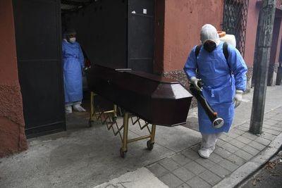 Más de 505.000 muertos por coronavirus