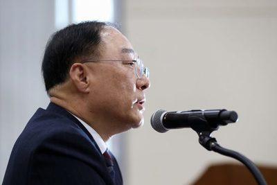 El Ministro de Finanzas de Corea del Sur descarta nuevos presupuestos adicionales