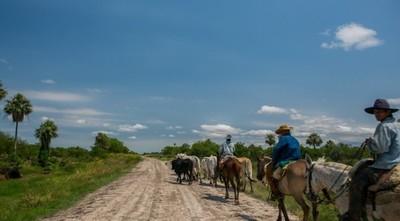 Semana sin lluvias y altas temperaturas en todo el territorio paraguayo