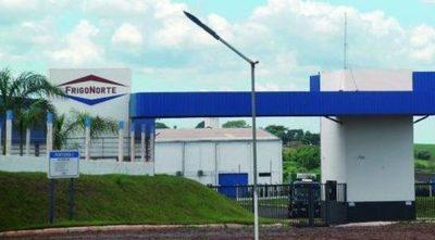 FrigoNorte comenzaría a faenar en julio arrendada por Athena Foods