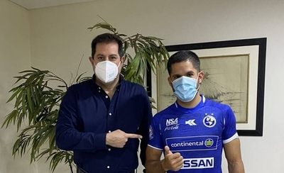 HOY / Sol de América hace oficial la llegada de Juan José Aguilar
