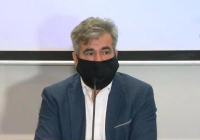 """Horacio Elizondo: """"Tenemos un protocolo estrictamente cerrado"""""""